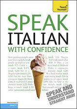 Speak Italian with Confidence: Teach Yourself, Sturani, Federica, Guarnieri, Mar