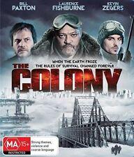 The Colony (Blu-ray, 2014) Brand New & Sealed  - Free Postage Australia (Box D1)