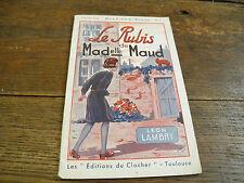 le rubis de mademoiselle maud par Léon Lambry