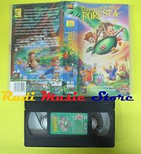 film VHS C'ERA UNA VOLTA NELLA FORESTA animazione 1994 FOX VIDEO (F56****)no dvd