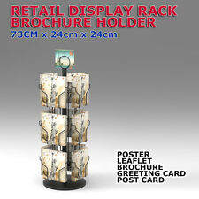 TABLE TOP POSTER LEAFLET BROCHURE GREETING POST CARD RETAIL STAND DISPLAY RACK