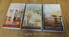 Inn Boonsboro Trilogy by Nora Roberts ~ Complete Series Books 1-3 ~ Paperbacks