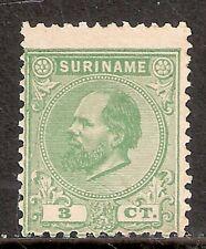 Suriname Nummer  4    Ongebruikt.