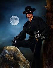 Guy Williams - Zorro (1958)    - 8 1/2 x 11 Metek Artwork (2016)