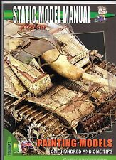 Aurigua Static Model Manual No. 7, Step by Step Painting Models, 1010 Tips ST