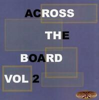 ACROSS THE BOARD VOLUME 2  Various NEW & SEALED NORTHERN SOUL CD (GOLDMINE) RARE