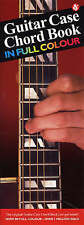 Guitar Case Chord Book Paperback Pocket Book with Cheap Fast Free Post BRAND NEW