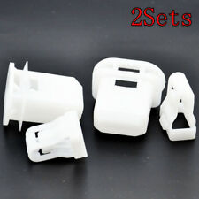 2Sets For GM Chevrolet Rear Seat Cushion Pad Clip Rear Back Seat Clips Buckle