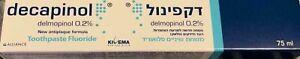 Decapinol Toothpaste  75ml