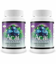ACAI BERRY Lose Weight Pill FAT BURNER Loose Pounds