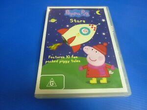 Peppa Pig Stars DVD Region 4