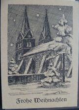 Weihnachtskarten aus Deutschland ab 1945