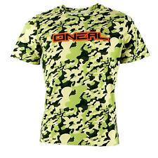 ONeal PILEDRIVER T-Shirt CAMOUFLAGE Grün MTB DH Shirt Tarnfarbe Motocross FAN