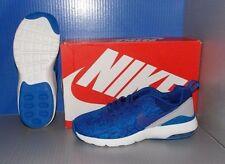 WOMENS NIKE AIR MAX SIREN PRINT in colors SR BLUE / ROYAL / GREY / WHITE SIZE 6