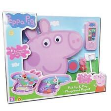 BRAND NEW Peppa Pig Pick Up & Play Playset With Sound - PLAYGROUND (AUS STOCK)