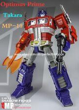 "New Transformers Optimus Prime Masterpiece Takara MP10 Action Figure 10"" JPN Toy"