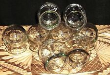 USSR CHINESE MASSAGE THERAPY SET OF 10 GLASS MASSAGE CUPS CUPPING JARS #7
