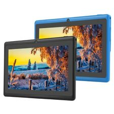 """7"""" Tablet PC 8G Android Quad-Core Dual Camera WiFi Phone Phablet TF Card Slot RH"""