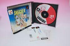 Snatcher Gebraucht Play Station PS1 PLAYSTATION Hit-Japan Spiel 76