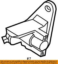 FORD OEM-Engine Crankshaft Crank Position Sensor CPS 5L2Z6C315A
