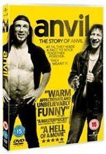 Anvil The Story of Anvil 5050582603262 DVD Region 2