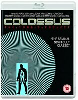 Colossus - The Forbin Project [Blu-ray] [DVD][Region 2]