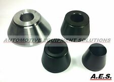 4pc Wheel Balancer Cone Set for 36mm Shaft, Accuturn Cemb Ranger Rav Rels & MORE