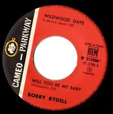 Bobby Rydell Will you be my baby  Northern Soul Popcorn EP