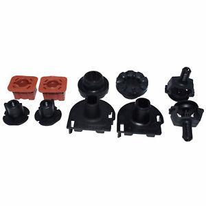 Radiator Bracket Mounting Kit For Mercedes-Benz E200 E250 E350 E500 C180 C280