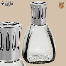 Lampe Berger Paris - Duftlampe / Flakon 4471 CURVE gewittergrau NEU