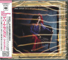 JANIS JOPLIN-THE PEARL SESSIONS-JAPAN 2CD BONUS TRACK I45