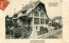 SAINT PIERRE LES NEMOURS A Chaintreauville à louer meublé Le Chalet à Me Musnier