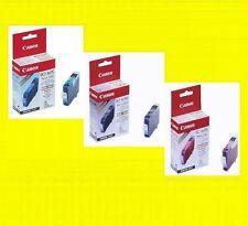 30 ORIG. CARTUCCIA CANON s400 s4500/Multi pass c100 * BCI -3 ePBK bci-3 PC bci-3epm