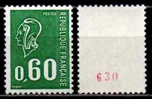 France roulette n° 1815b **