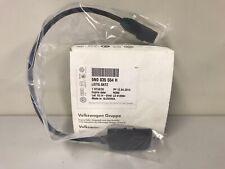 GENUINE VW SEAT SKODA MEDIA IN IPHONE 6 7 8 10 LEAD CABLE ADAPTER MDI 5N0035554H