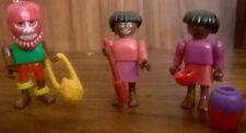 3 x Vintage Kinder Egg Toys