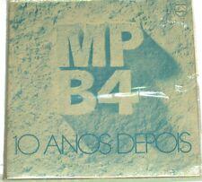 MPB4  10 Años Depois      LP
