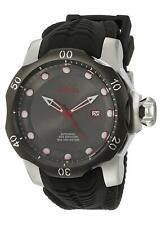 Invicta Venom Sea Dragon 24 Jewels Automatic Black Silicone Men's Watch 19311 SD
