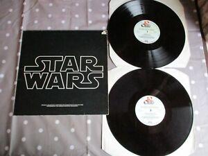 Star Wars film soundtrack LP