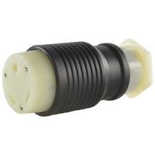 Conntek 60835-00 NEMA TT-30R 30 Amp 3 Prong Inline / Straight Female Connector