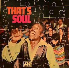 """VOLT STAX - THAT`S SOUL (VARIOUS ARTISTS) 12"""" LP (U 175)"""