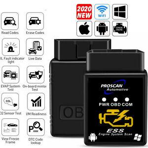 Torque ELM 327 WIFI OBD2 OBDII Car Diagnostic Scanner Code Reader for iphone IOS