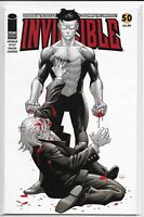 Invincible 50 2nd Printing VARIANT Image Comics Robert Kirkman Ryan Ottley RARE