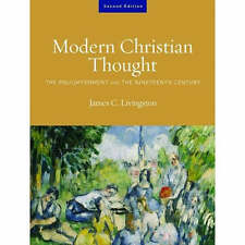 Modern Christian Thought: Enlightenment and the Nineteenth Century v. 1, Good Co