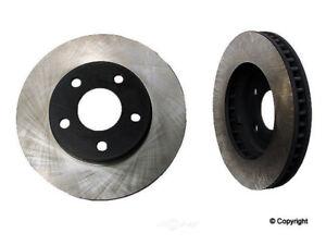 Disc Brake Rotor-Original Performance Front WD Express 405 09073 501