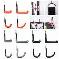 Garage Storage Wall-Mounted Hook Utility Heavy Duty for Organizing Tools Bikes