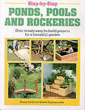 Very Good, Step-by-step Ponds, Pools and Rockeries, Swift, Penny, Book