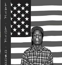 "A$AP ROCKY "" LIVE.LOVE.A$AP "" NEW UK LP ASAP LIVE LOVE ASAP SLIGHT DAMAGED SLVE"