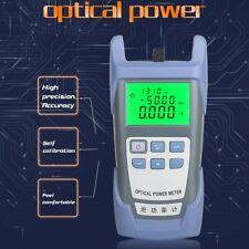 Aua-7/Aua-5 Optical Power Meter Cable Tester -70dBm~+10dBm/-50dBm~+26d Bm