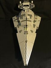 Lego Star Wars Imperial Star Destroyer 6211 100% Complete